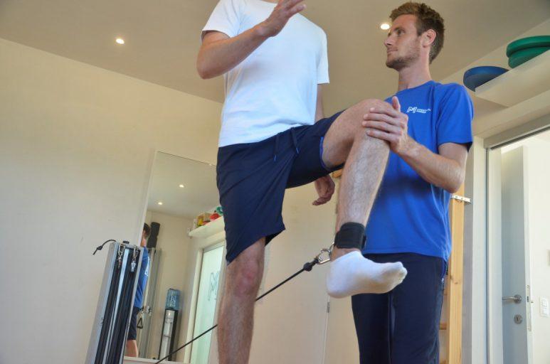 Kinesitherapie Maesen Fieldpower - Persoonlijke begeleiding - Sportrevalidatie