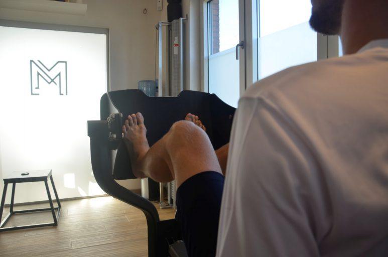 Kinesitherapie Maesen Leg Press