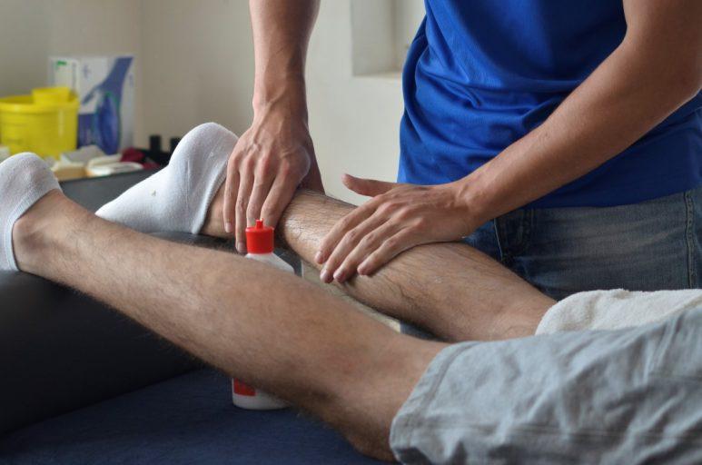 Kinesitherapie Maesen Sportmassage